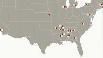 Civil Rights Hot Spots poster image
