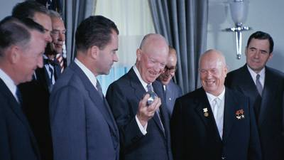 Khrushchev's American Journey poster image