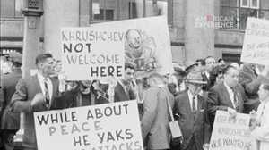 Khrushchev's Cool NYC Welcome poster image
