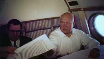 Inside Khrushchev's Airplane poster image