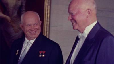 Khrushchev Tours Washington poster image