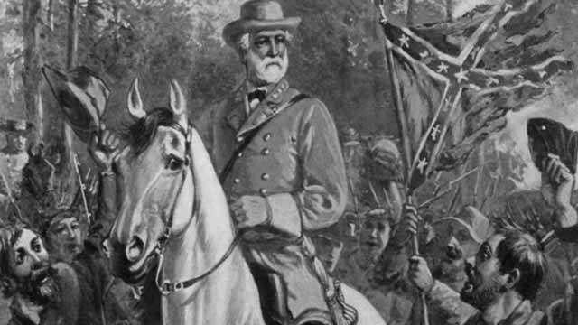 the life and career of robert e lee General robert e lee chronology:  francis lightfoot lee  frank then returned to virginia to continue his political career.