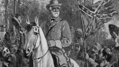 Biography: General Robert E. Lee poster image