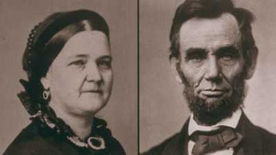 Abraham and Mary Lincoln: A House Divided: Trailer poster image
