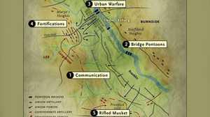 The Battle of Fredericksburg poster image
