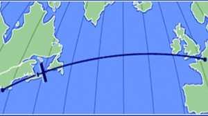 Lindbergh's Transatlantic Flight: New York to Paris poster image