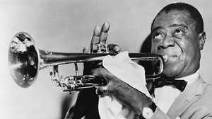 Louis Armstrong (1901-1971) and Beginnings of Jazz poster image