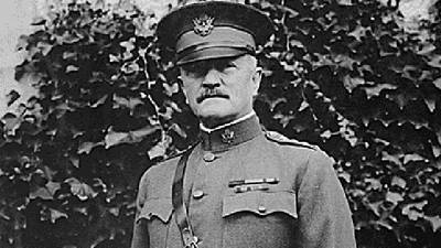 General John J. Pershing poster image