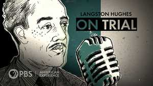 Langston Hughes on Trial poster image