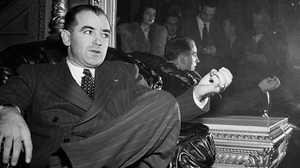 McCarthy: Trailer poster image