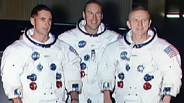 Image result for apollo 8 borman becomes ill images