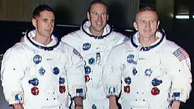 The Crew of Apollo 8 poster image