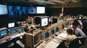 Mission Control, Houston poster image