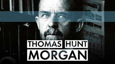 Thomas Hunt Morgan poster image