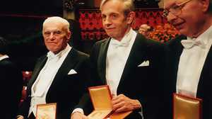 John Nash and the Nobel Prize poster image