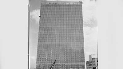 Manhattan Skyscrapers poster image