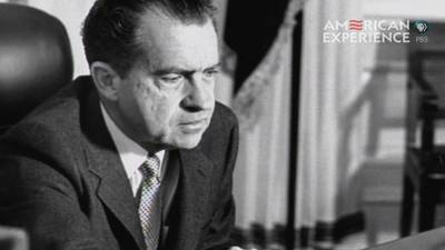 "Nixon and Abusing Power: The ""Saturday Night Massacre"" poster image"