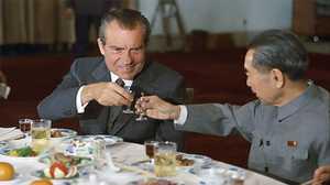 Nixon's China Visit, 1972 poster image