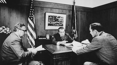 Nixon's Gamble poster image