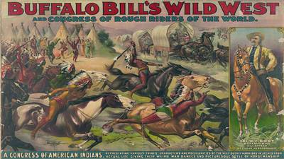 Buffalo Bill's Wild West Show poster image