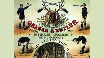 Biography: Frank Butler poster image