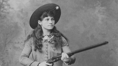 Annie Oakley: Trailer poster image