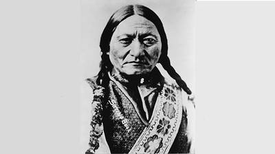 Biography: Sitting Bull poster image