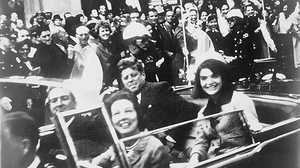 Press Coverage the Kennedy Assassination poster image