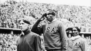 Jesse Owens in Hitler's Germany poster image