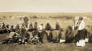 The Lakota Ghost Dance and the Massacre at Wounded Knee poster image