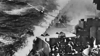 John Chapman and the Kamikaze Attack poster image
