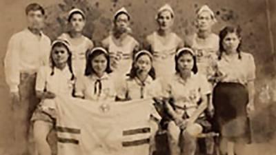 Civilians on Okinawa poster image