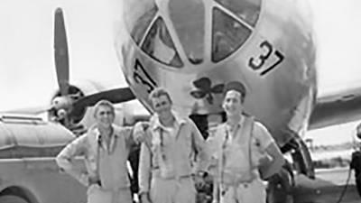Harry George and Iwo Jima poster image