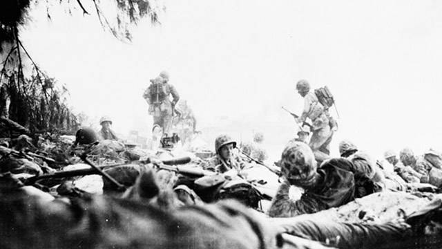 major pacific battles american experience official site pbs