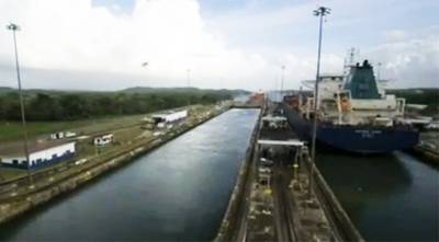 Travel the Panama Canal poster image