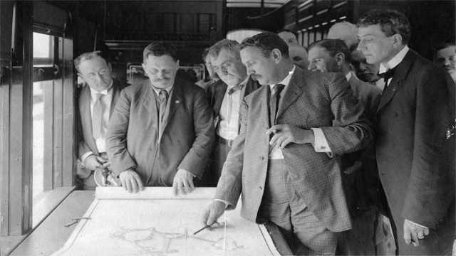 Chief Engineers of the Panama Canal | American Experience