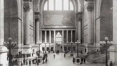 The Rise and Fall of Penn Station: Chapter 1 poster image