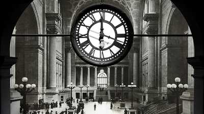 The Rise and Fall of Penn Station: Trailer poster image