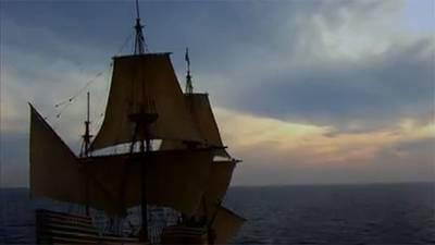 The Pilgrims: Trailer poster image