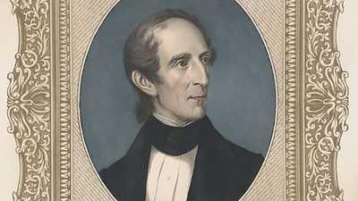 John Tyler poster image