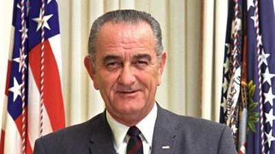 Lyndon B. Johnson poster image