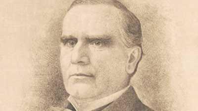 William McKinley poster image
