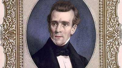 James Knox Polk poster image