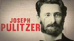 Joseph Pulitzer poster image