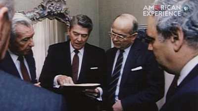 Reagan on Ending Wars: Ending the Cold War poster image