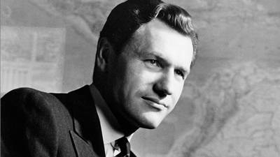 Biography: Nelson A. Rockefeller poster image