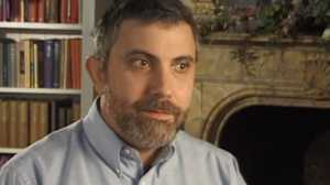 Interview: Paul Krugman poster image
