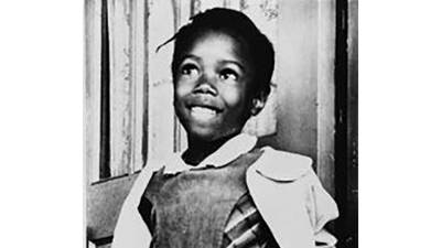 Ruby Bridges and Integration of New Orleans Schools poster image