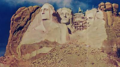 The Contest to Explain Mount Rushmore poster image