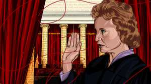 Sandra Day O'Connor's Journey to Supreme Court Justice poster image